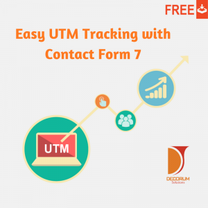 UTM Tracking in wordpress