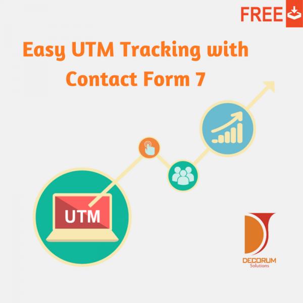 UTM Tracking in wordpress