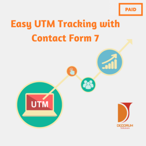 Advance UTM tracking pro